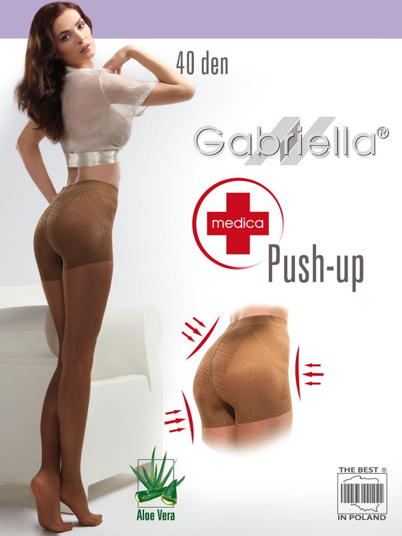 klasyczne Gabriella Medica Push-up 40 Den Code 128