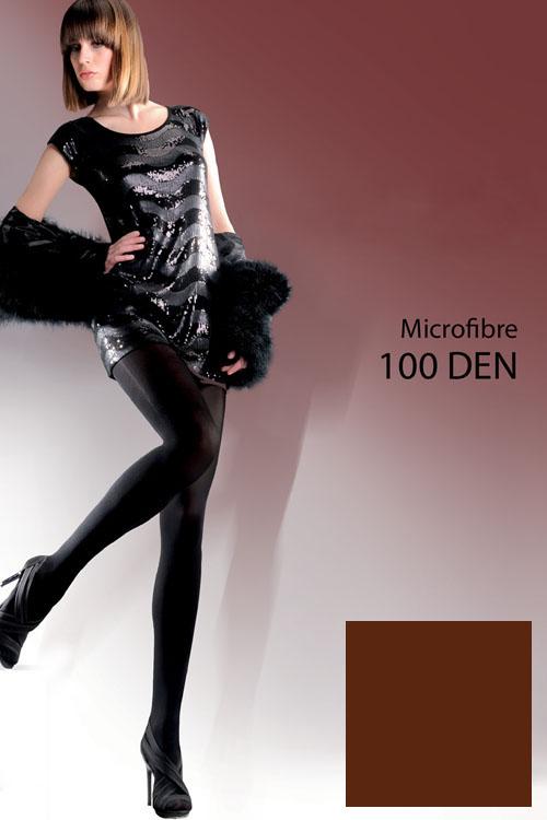 klasyczne Gabriella Microfibre 100 Den Code 124