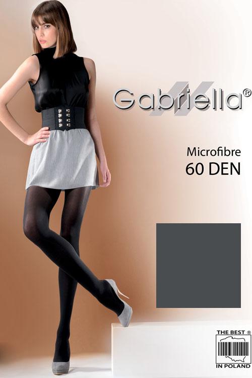 klasyczne Gabriella Microfibre 60 Den Code 122 - zoom