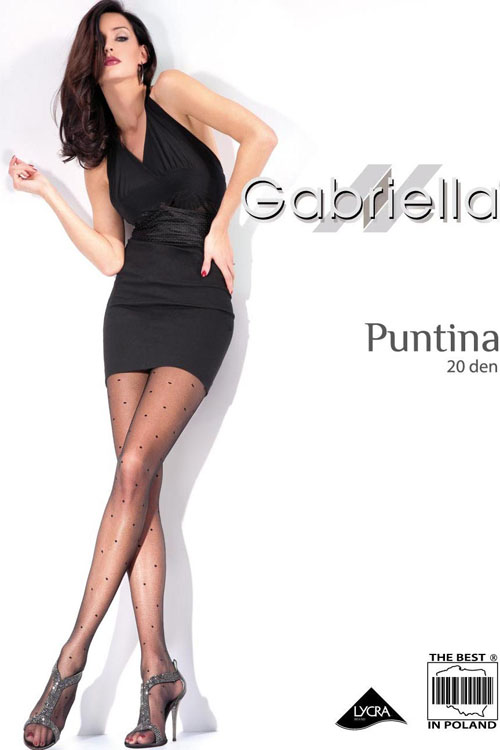wzorzyste Gabriella Puntina Code 471 - zoom