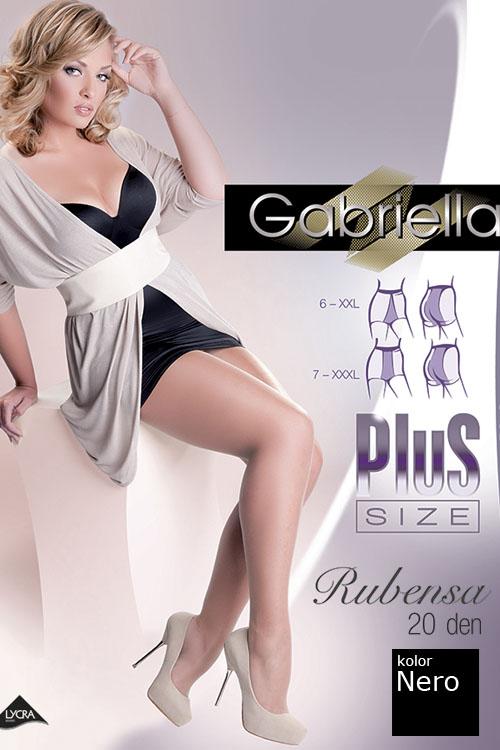 klasyczne Gabriella Rubensa Plus Size ccode 161