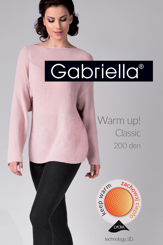 klasyczne Gabriella Warm up! Classic 200 Den code 409