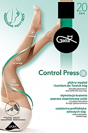 Gatta Control Press - nero