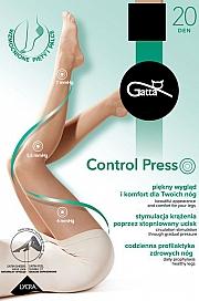 Gatta Control Press - nero