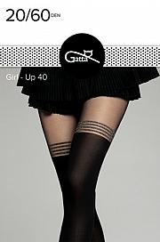 Gatta Girl-Up 40 - ner.silv.gld