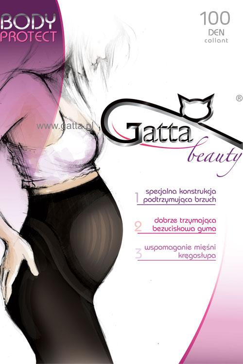 klasyczne Gatta Body Protect 100 Den - zoom