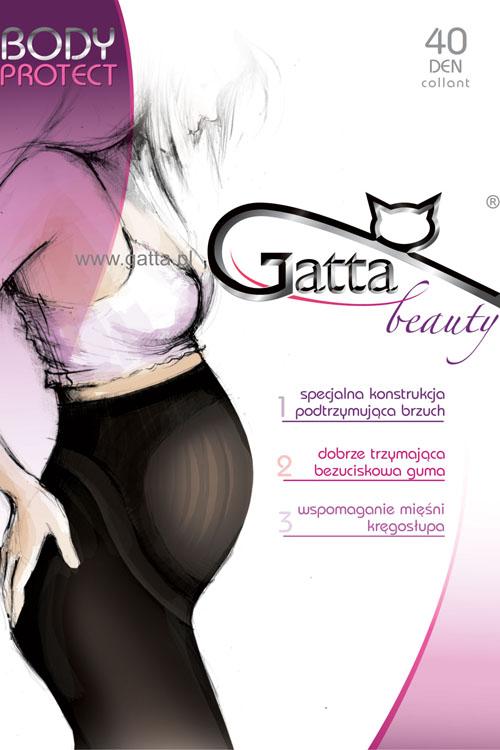 klasyczne Gatta Body Protect 40 Den - zoom