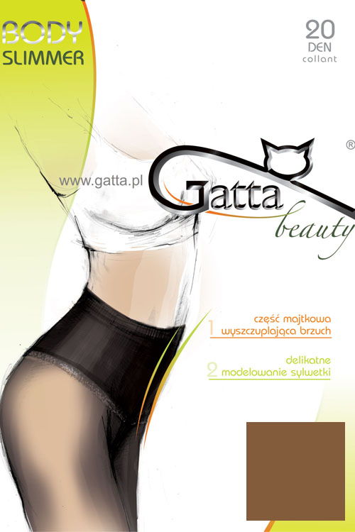 klasyczne Gatta Body Slimmer