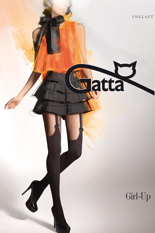 wzorzyste Gatta Girl-Up 18