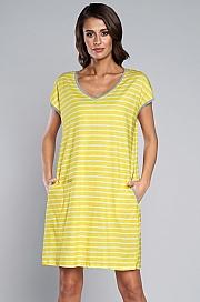 Italian Fashion Britta kr.r. - żółty