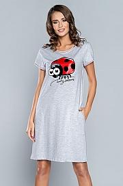 Italian Fashion Miła kr.r. - jasny melanż