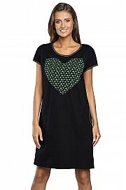 Italian Fashion Vege kr.r. - czarny