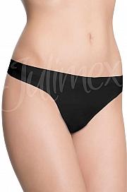Julimex Lingerie String panty - czarny