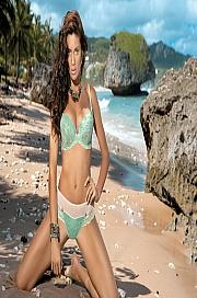 Kinga Lingerie - Biustonosz Seagrass 1397 jak na zdjęciu