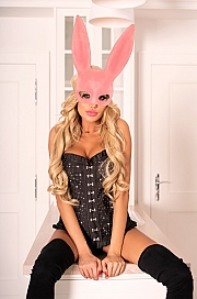Kohu Rabbit Pink MJ009