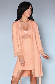 Shirleena LC 90381 Kore Peach Collection