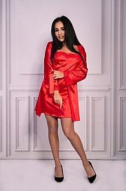 Jacqueline Red LC 90249