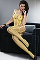 Livia Corsetti - Almas Yellow bodystocking LC 17132