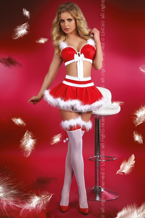 Little Miss Christmas LC 90095 - Livia Corsetti