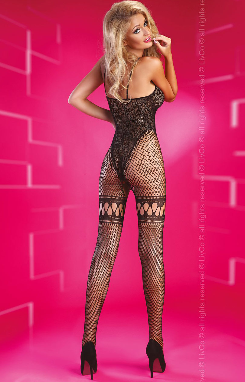 livia Beatriz bodystocking LC 17233