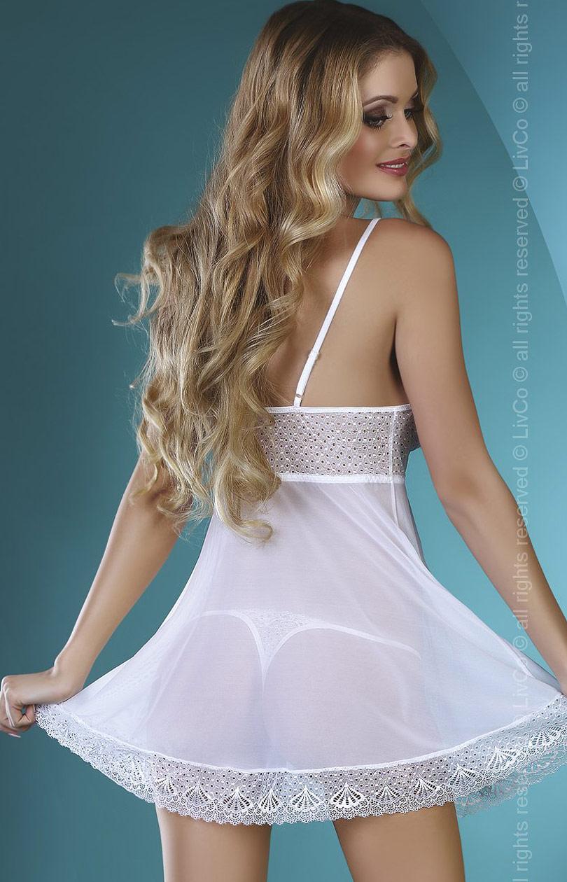 livia Eglantine White koszulka LC 90193