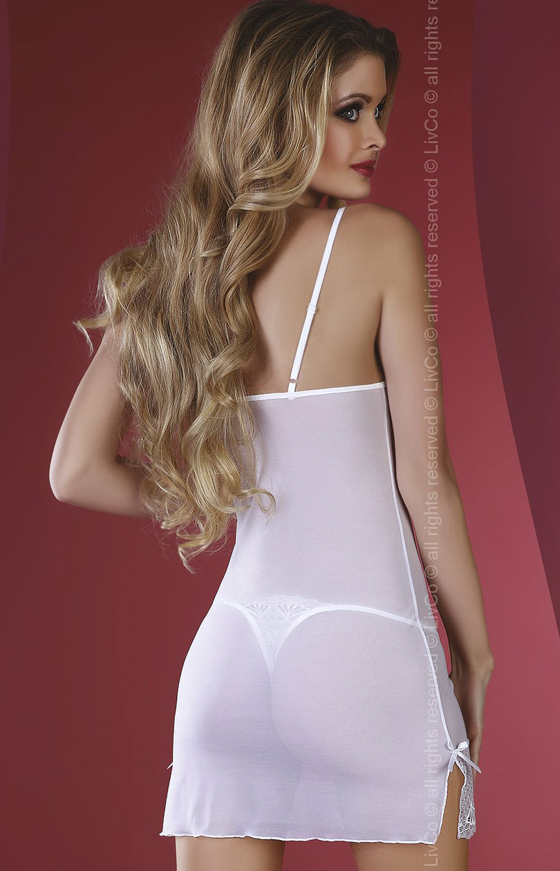 livia Florizel White koszulka LC 90192