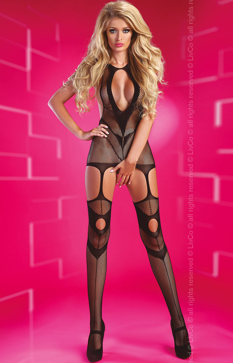 livia Obsession bodystocking LC 17232