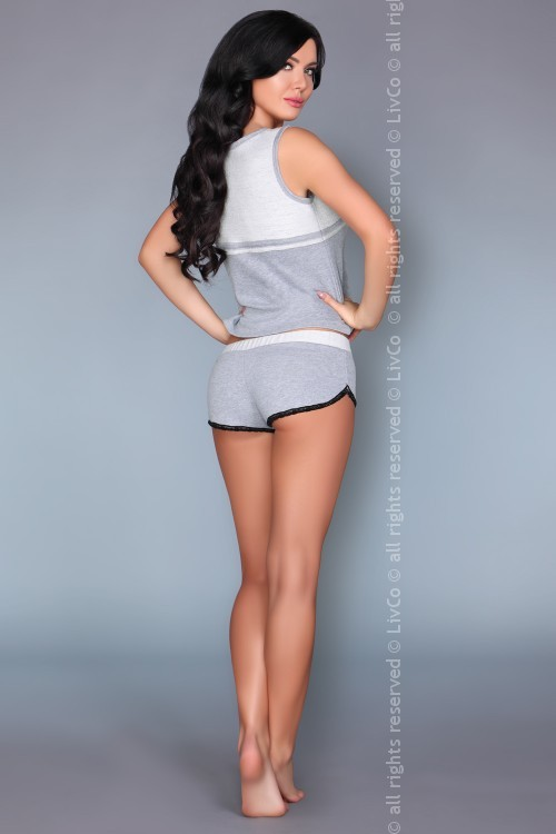 Aliyya LC 90370 Touch Of Gray Collection
