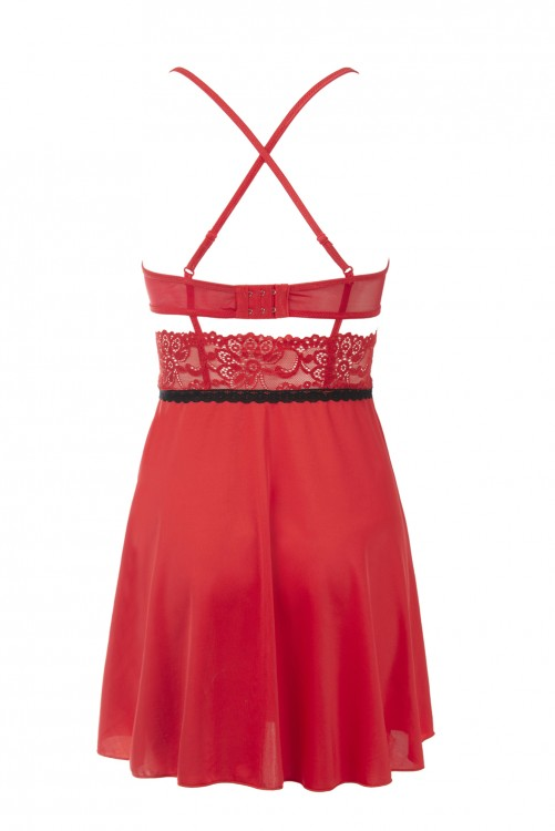 Maurena LC 90446 Salssa Red Collection