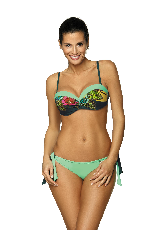 Marko - Kostium kąpielowy Sarah Green M-494  zielony Foto 2