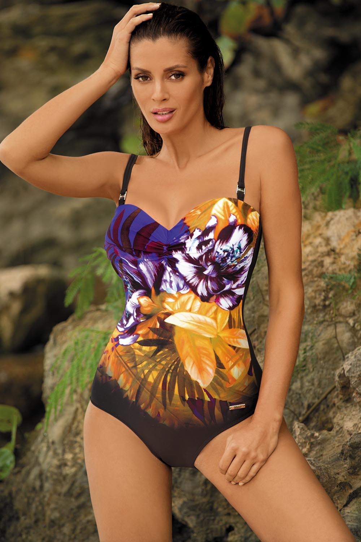 Caitlyn M-370 - kostium kąpielowy jednoczęściowy - Marko