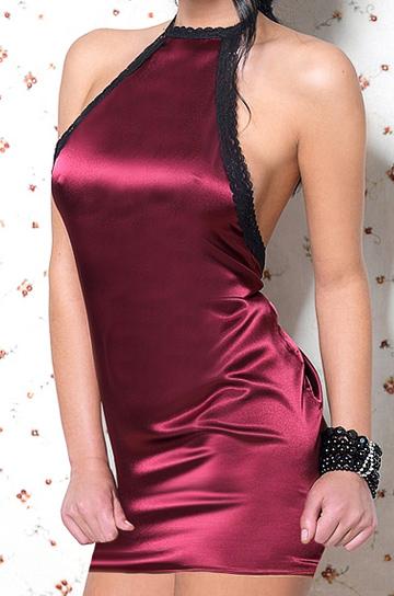 Geisha chemise - komplet - Mia Doux