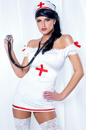 Nurse - kostium - Mia Doux