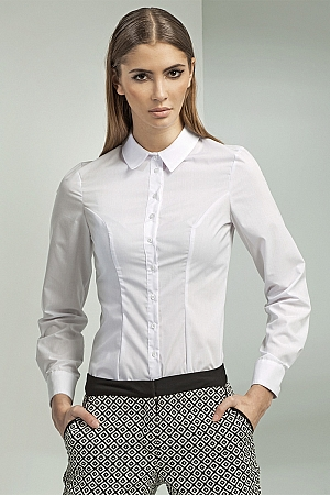 Nife - Koszula k43 - biały