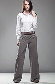 SD02 mocca - spodnie - Nife