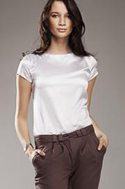 B15 biała - bluzka - Nife