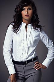 K11 biała - koszula - Nife