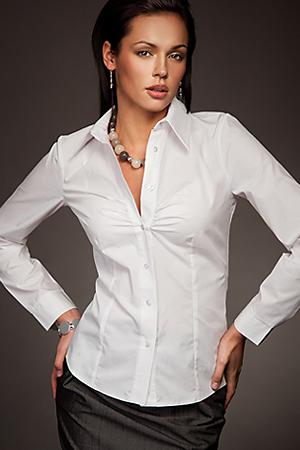 K24 biała - koszula - Nife