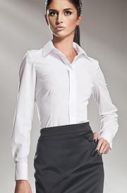 K31 biała - koszula - Nife
