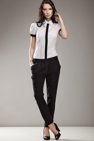 K33 biała - koszula - Nife