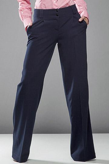 SD02 granatowe - spodnie - Nife