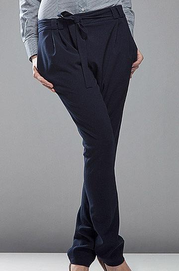 SD03 granatowe - spodnie - Nife