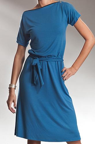 S13 niebieska - sukienka - Nife