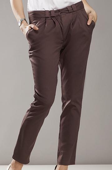 Sd01 mocca - spodnie - Nife