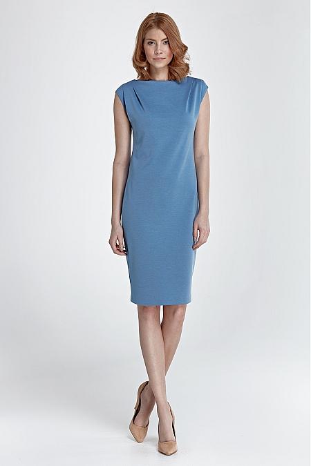 Nife - Sukienka Eva - niebieski
