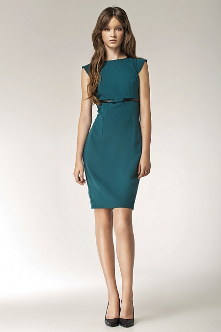 Nife - Sukienka s36 - zielony