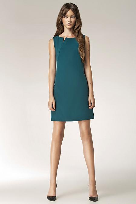 Nife - Sukienka s37 - zielony