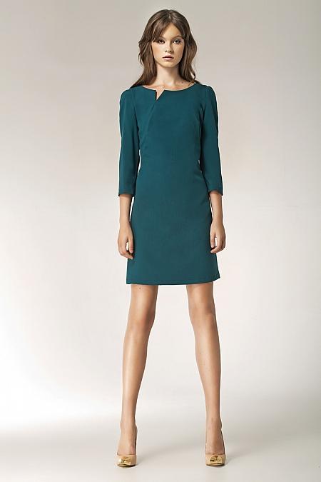 Nife - Sukienka s39 - zielony