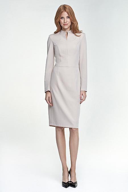Nife - Sukienka Milly - beż