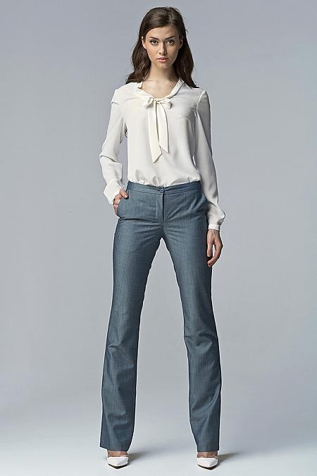 Nife - Spodnie bootcut - jeans